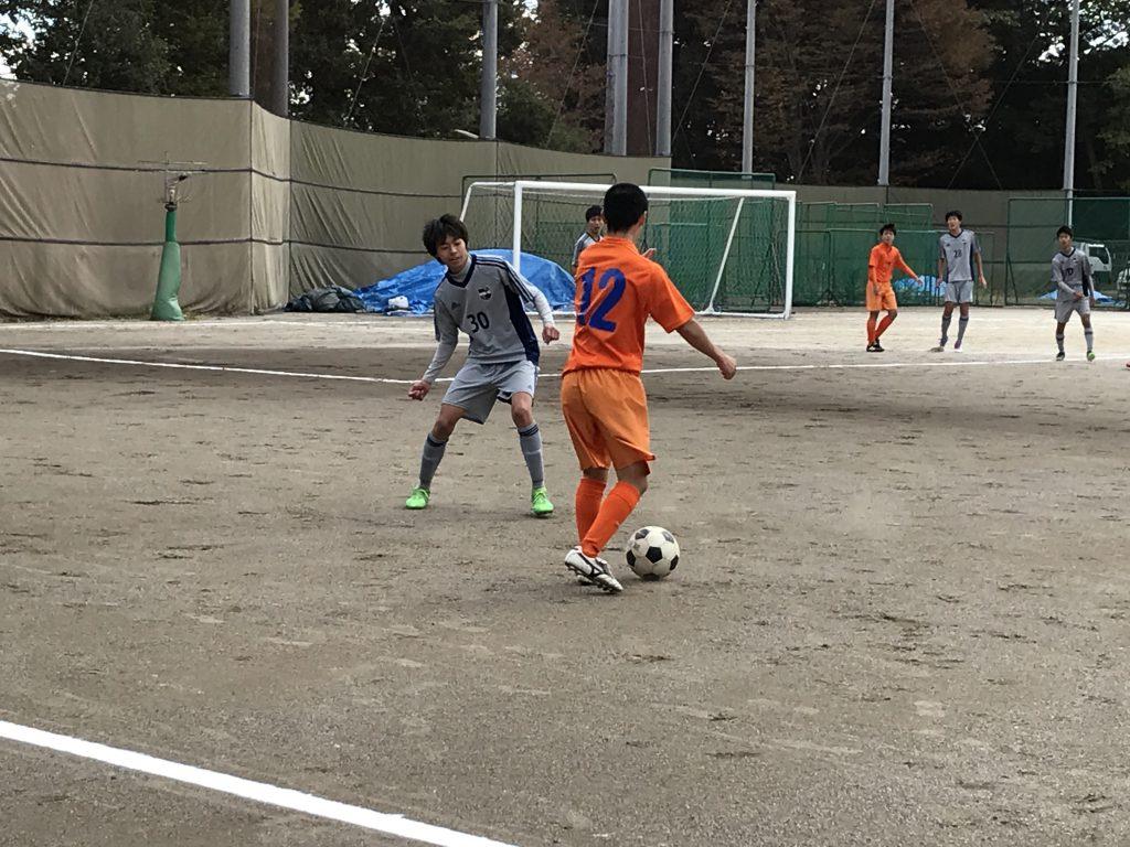 1月14日 関東大会県予選シード決め 小田高G 9:30